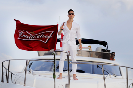 KIM LY PRIVATE PARTY ON YATCH 2015